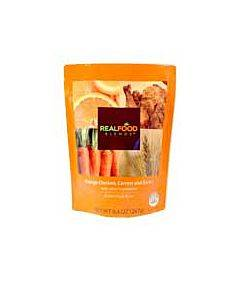 Real Food Blends Tube-fed Meals 267g Orange Chicken, Carrots And Brown Rice Part No. 49746 (1/ea)