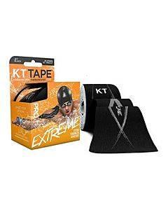 """Kt Tape Extreme Pro, 4"""" X 4"""", Black Part No. 902013-0 (20/box)"""