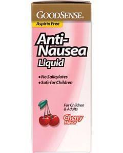 Anti-nausea Liquid, 4 Oz., Cherry Part No. Lp13368 (1/ea)