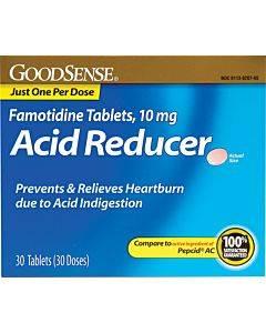 Original Strength Famotidine Tablet, 10 Mg (30 Count) Part No. Lp14513 (1/ea)