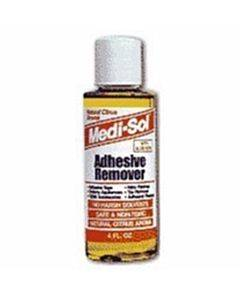 Medi-sol Adhesive Remover For Skin By Orange Sol Medical, Latex-free Part No. Osm30037bx (50/box)