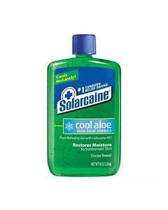 Solarcaine Cool Aloe Extra Burn Relief Gel With Lidocaine, 8 Oz. Part No. 08138 (1/ea)