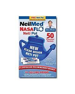 Nasaflo Neti Pot With Premixed Packets Part No. 816 (50/ea)