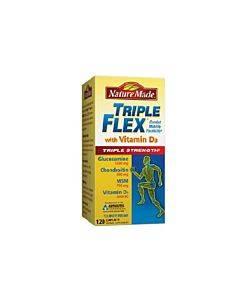 Nature Made Tripleflexa Triple Strength Glucosamine With Vitamin D Part No. 540989 (1/ea)
