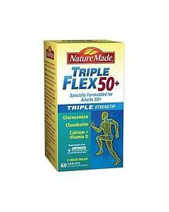 Nature Made Tripleflex 50 Plus Value Size Part No. 540992 (1/ea)