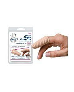 Pedifix Visco-gel Fabric-covered Finger Protector Small Part No.p4050-s