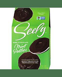 Seely Peppermint Patties - Single - Case Of 12 - 1 Oz