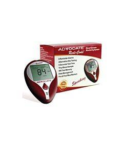Advocate Redi-code Plus Talking Glucose Meter Part No. 001-s (1/ea)