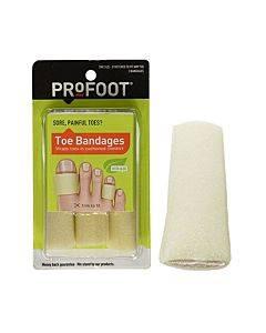 Toe Bandage Pad, Medium Part No. 1568 (3/package)