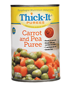 Thick-it Carrot And Pea Puree 15 Oz. Can Part No. H303 (1/ea)