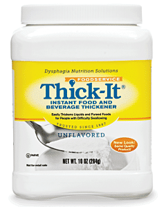 Food Service Thick-it Instant Food Thickener Powder 10 Oz Part No. J588-h5800 (1/ea)