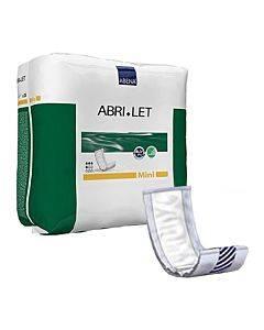 """Abri-let Fluff Pads Without Foil, Mini, 5.5"""" X 15"""", 500 Ml Part No. 300217 (28/package)"""