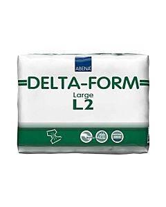 "Delta-form Adult Brief L2, Large 39"" - 59"" Part No. 308863 (20/package)"