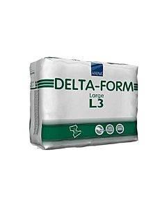 "Delta-form Adult Brief L3, Large 39"" - 59"" Part No. 308873 (15/package)"