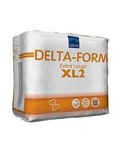 """Delta-form Adult Brief Xl2, X-large 43 To 67"""" Part No. 308875 (15/package)"""