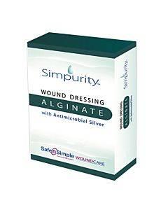 "Simpurity Silver Alginate Rope, 12"" Part No. Sns51712 (10/box)"