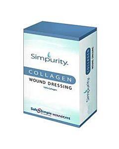 "Simpurity Collagen, 2"" X 2"" Part No. Sns52222 (5/box)"