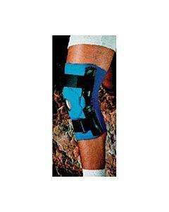 Scott Specialties Neoprene Open Patella Hinged Knee Brace Xl 17 -19  Sportaid Part No.sa9063xl