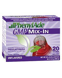Phenylade Gmp Mix-in 12.5 G Powder Unflavored Part No. 116130 (1/ea)