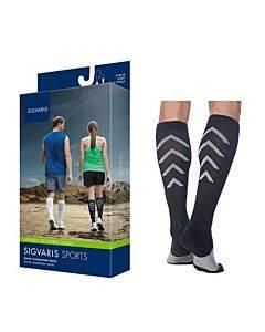 401c Athletic Recovery Sock Calf, 15-20mmhg, Unisex, X-large, Black Part No. 401cx99 (1/ea)