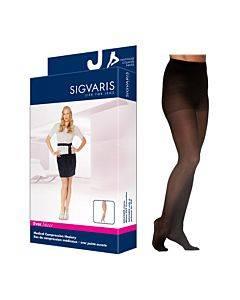 781p Style Sheer Pantyhose, 15-20mmhg, Women's, Large, Long, Black Part No. 781pllw99 (1/ea)