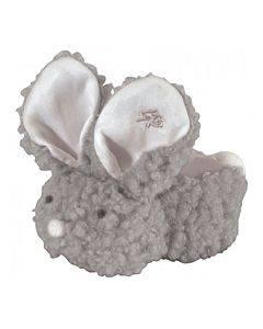 Boo-bunnie Comfort Toy, Woolly Gray Part No. 692506 (1/ea)