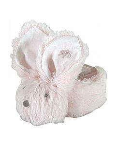 Boo-bunnie Comfort Toy, Long Hair Pink Part No. 693006 (1/ea)