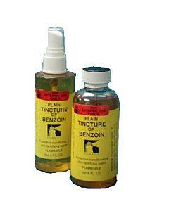 Tincture Of Benzoin Spray, 4 Oz. Bottle Part No. Ms409s (1/ea)