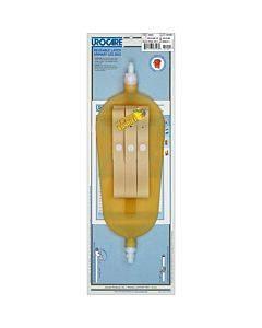 Urocare Short-wide Reusable Latex Leg Bag, 26 Fl Oz. Part No. 8526 (1/ea)