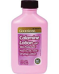Medicated Calamine Lotion, 6 Oz. Part No. Vj00085 (1/ea)