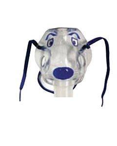 Medline Industries   Disp Nebulizer W/Pediatric  Spike  Mask & 7' Tubing(Each) Part No.Wst0312