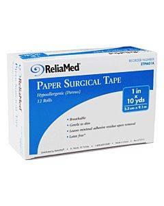 "Cardinal Health Essentials Paper Surgical Tape 1"" X 10 Yds. Part No. Pa01 (1/ea)"