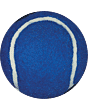 Pre-cut Walkerball, Dark Blue Part No. 400007 (2/package)