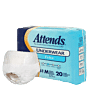 Attends Adult Extra Absorbency Protective Underwear Large 44