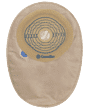 Esteem + One-piece Cut-to-fit Closed-end Pouch, Modified Stomahesive, Filter, Opaque, 2 2/5