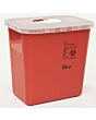 Multi-purpose Sharps Container With Rotor Lid 2 Gallon Part No. 8970 (1/ea)