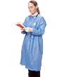 Chemoplus Protective Long Sleeve Gown Large Part No. Ct5100 (30/case)
