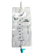Peco Elite Leg Bag, Large 32oz, Cap And Button Hole Straps Part No. Pl0132 (1/ea)