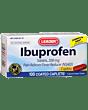Leader Ibuprofen Caplets (100 Count) Part No. 1783554 (1/ea)