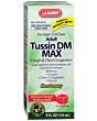 Leader Tussin Dm Max Liquid Formula For Adults, 4 Oz. Part No. 4259065 (1/ea)
