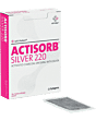 Actisorb Silver Antimicrobial Dressing 2-1/2