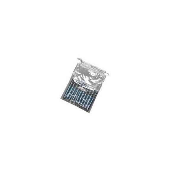 "Pull-tite Low Density Polyethylene Double-drawstring Bag, 18"" X 12"" Part No. Ds21218 (1000/case)"