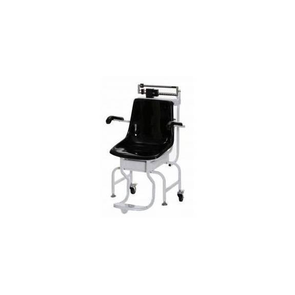 "Mechanical Chair Scale, 18-1/2"" x 17-1/4"", 440 lb. Capacity Part No. 445KL Qty 1"