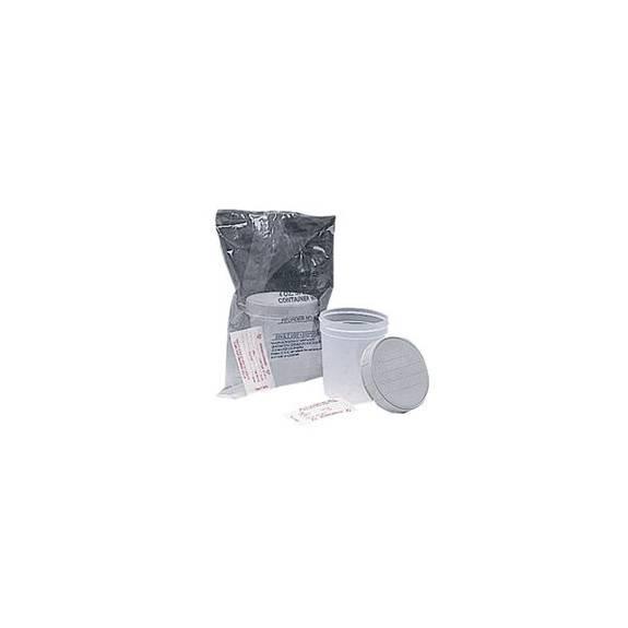 Specimen Container, Translucent with Lid, 4 oz Part No. M4928 Qty 1