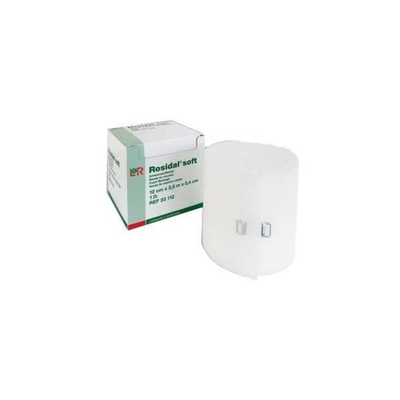 """Rosidal Soft Foam Padding Bandage 6"""" x .16"""" x 2.7 yds. Part No. 23113 Qty  Per Box"""