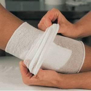 "tg Tubular Net Bandage, Size 9, 3.3"" x 22 yds. Part No. 24006 Qty  Per Box"