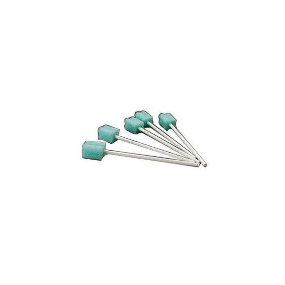 Individually Wrapped Kimvent Oral Care Swab Part No. 12240 (250/box)