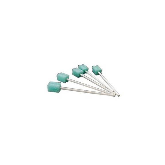 Oral Care Swab Dentifier Part No. 12257 Qty  Per Package