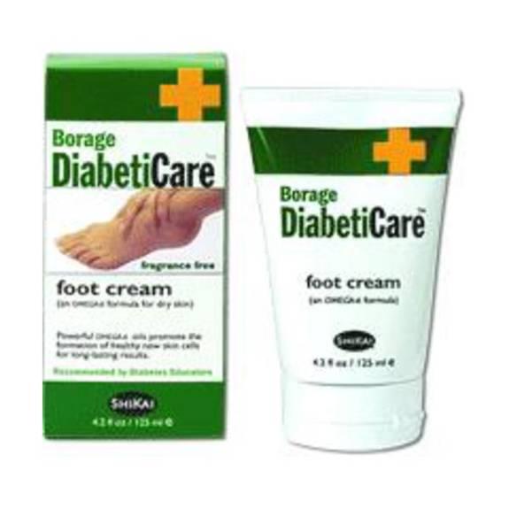 Borage Diabetic Foot Cream 4.2 Oz. Tube Part No. 40320 (1/ea)