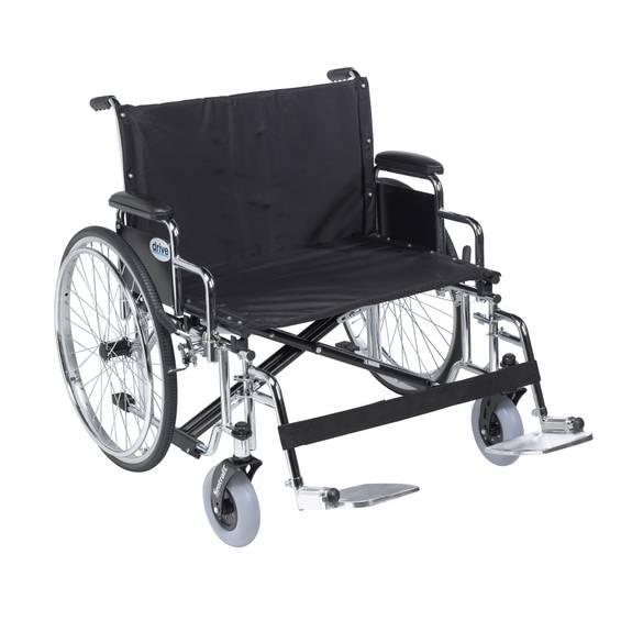 Golds Gym Treadmill Burning Smell: Sentra EC Heavy Duty Extra Wide Wheelchair, Detachable